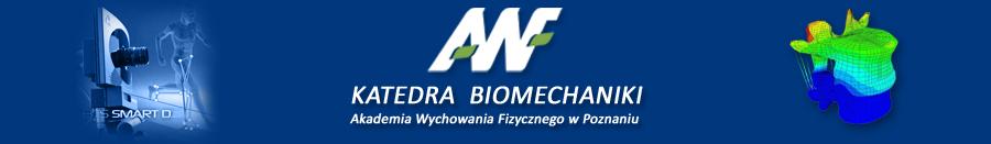 Katedra Biomechaniki AWF Poznań